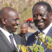 After Uhuru Declared He Won't Hand Power to a Thief, DP Ruto Now Names Best Person to Replace Uhuru