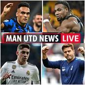 Latest Man united news: Updates on Adama Traore, Lautaro, Pochetino, Valverde and others