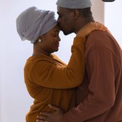 US-based Yoruba Actor Shares Loved Up Photos With His Wife Today