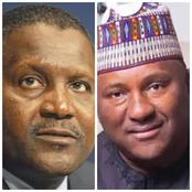 4 Things Dangote And Abdul Rabiu The Owner Of BUA Have In Common That Many People Don't Know