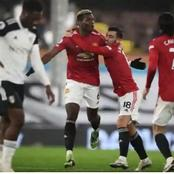 Man United equal incredible Ferguson record with the win against Fulham