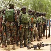 Nigerian soldier, girlfriend arrested for supplying weapons uniforms to bandits – Zamfara Govt