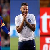 Neymar Jr Sets UCL Record That's Still Unmatched By Messi And Ronaldo