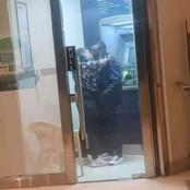 Who Are The Two Lovers Found Inside KCB Bank ATM Today?