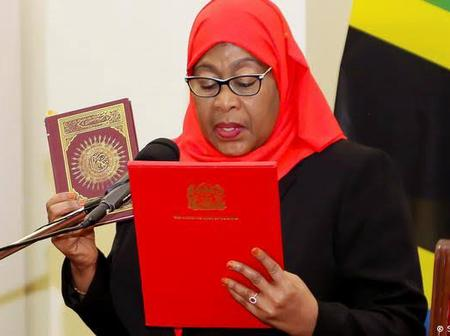 Samia Suluhu Is Under Pressure To Appoint Her Deputy Before The Deadline On Friday