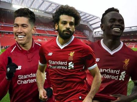 Forget Liverpool's Attacking Trio, This is the Lethal Trio That is Giving Opponents Nightmares