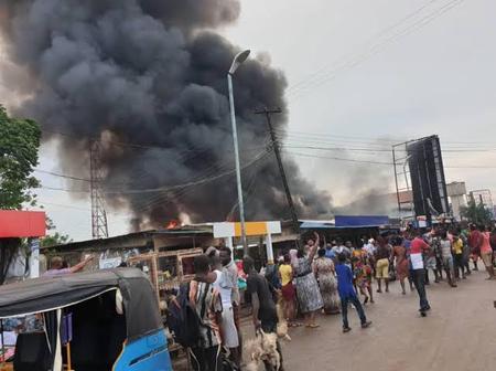 Today's Headlines: Fire guts ultra modern market in Jigawa, Police arrest one escapee in Akwa Ibom