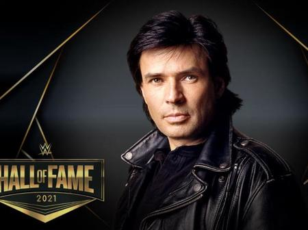 Eric Bischoff into the WWE Hall of Fame