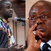 How Manesseh Defended The ECOWAS As People Criticize Akufo-Addo For Failing To Act On Nigeria's Chaos