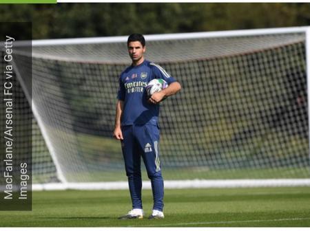 Mikel Arteta Says One Arsenal Player Was