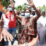 Simone Gbagbo :