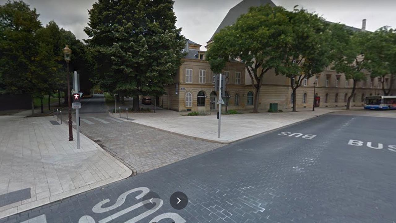 Voie Mettis à Metz : 4 semaines de travaux entre Roi George et République