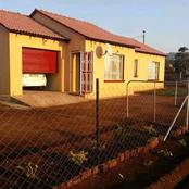 Man made a laughing stock after saying his selling house for R480k,