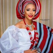 Ladies, Checkout These Lovely Native Wears