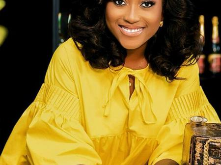 Check out Some Beautiful Photos: Ghana's Most Beautiful Female Show Host