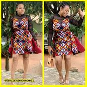 Stunning Ankara styles that ladies should have to look beautiful