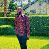 Photos of A Happy Looking Hassan Joho Causes a Stir Online As Kenyans Comment This on His Birthday