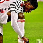 (Photo)Tammy Abraham's three-word reaction to Axel Tuanzebe's performance against PSG