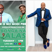 'There Is No God!' Jalango's Guest Sparks A Heated Debate About His Beliefs