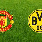 Good news as Man United could complete £75million deal to sign Borrussia Dortmund forward in summer.