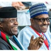 Buhari's Aide Wishes Vice president, Yemi Osibanjo A Happy Birthday, Read What He Said