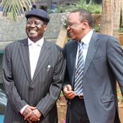 Is Uhuru Playing Raila?. See What Raila's Allies Are Now Saying About Uhuru's Plans