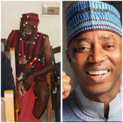 Native Doctor Stuns At The Presence Of Sowore's Trial In Court