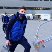 Full list of Chelsea players who travelled today to face Sevilla tomorrow