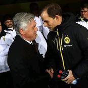 Checkout what Carlo Ancelotti said about Thomas Tuchel ahead of their game.