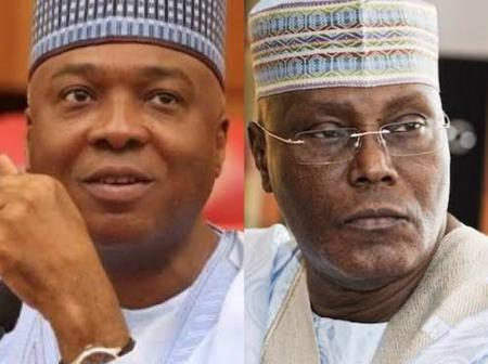 See the lovely message Bukola Saraki sent to Alhaji Atiku, as he marks his Birthday.