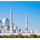 10 Most Amazing And Beautiful Mosques From All Over The World (Photos)