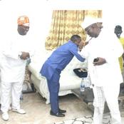 Sunday Igboho Visits Aare Ona Kakanfo Of Yoruba Land (Photos)