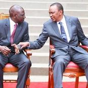 Opinion: Uhuru Kenyatta's Strategic Plan to Save William Ruto's Sinking Political Ship