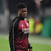 Heartbreak For Arsenal Fans As Thomas Partey Is Reported To Recover by This Date