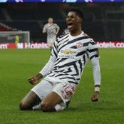 UCL: Late Rashford goal earns Man Utd succeed at PSG