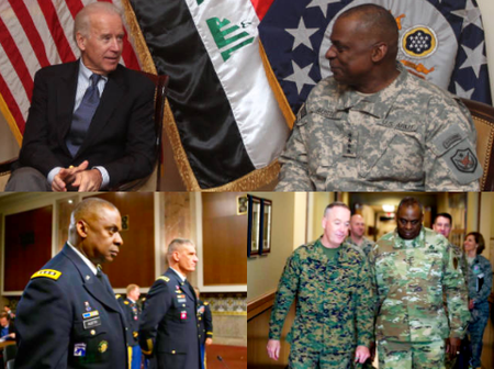 Black Man Who Biden Picked As Secretary Of Defence Led In Exit Of US Troops In Afghanistan & Iraq