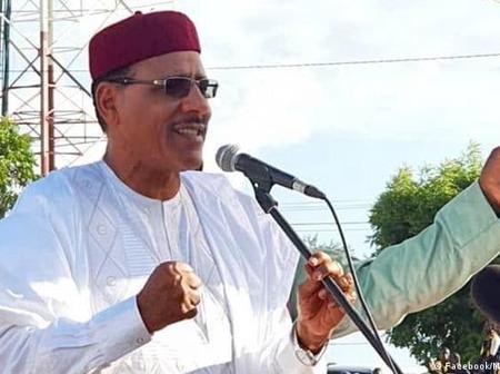 Niger: Le président des USA félicite le nouveau Président Mohamed Bazoum