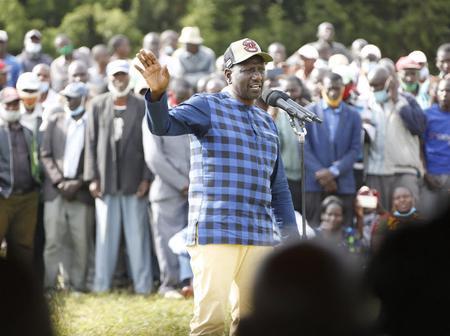 Ngunyi Makes Another Prophesy, Gives Three Reasons Why Ruto Won't be The Next President