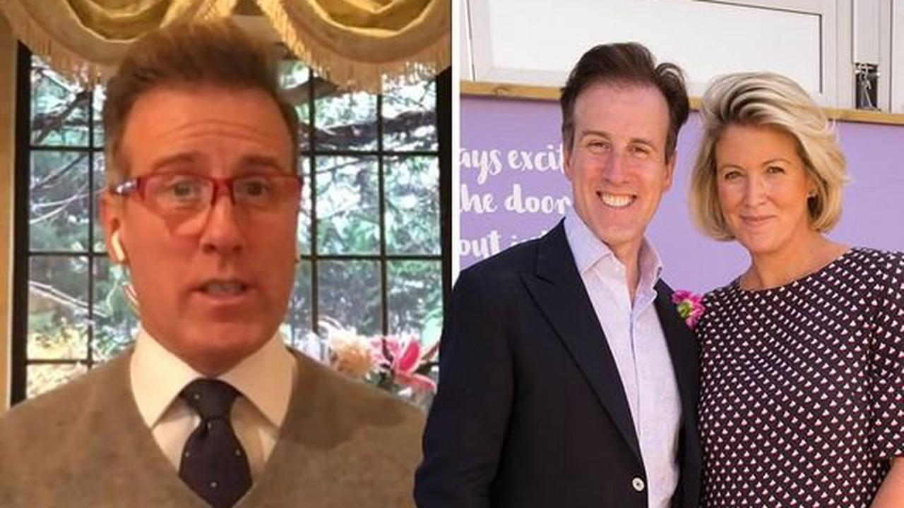 Anton Du Beke's wife Hannah Summers shares couple's struggles 'Nothing glamourous'