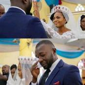 Opinion: Many People Don't Understand Why Some Men Cry On Their Wedding Day, Find Out The Reason