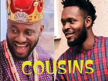 They Are Both Cousins And Nollywood Actors. See Their Photos