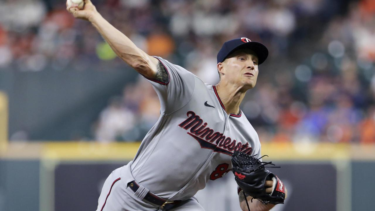Rookie Jax has solid start, helps Twins beat Astros 5-3