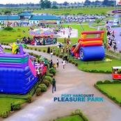 Why the Port Harcourt Pleasure Park is heavily protected by the Rivers state government