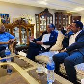 Here's What Dudu Revealed About Zuma's Meeting With Top 6, People Are Tweeting And Questioning