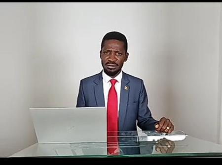 Bobi Wine's Address To Ugandan's On Election Petition