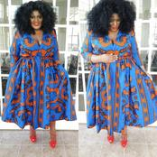 Beautiful Ankara Designs For Ladies Who Want To Look Good