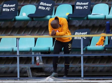 Opinion - Kaizer Chiefs top midfield star is a very broken man at the moment?