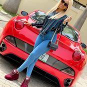 See Recent Photos Of Beautiful Actress, Regina Daniels And Her Cars