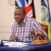 Congratulatory Messages To President Kenyatta As He Is The New East Africa Community Chairperson