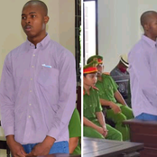 Nigerian Man Sentenced To Death In Vietnam Hours Ago, Look At What He Did